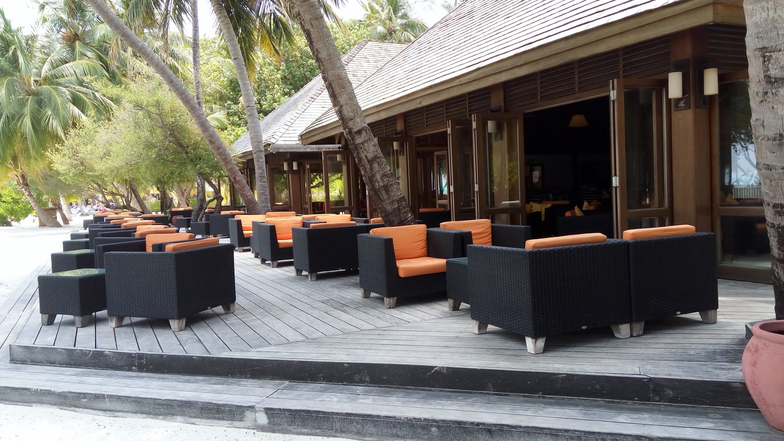 Kakuni bar at Meeru.....