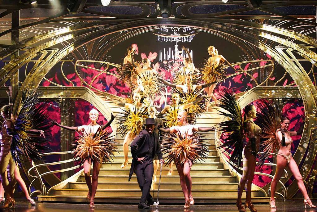 Lido Show Paris