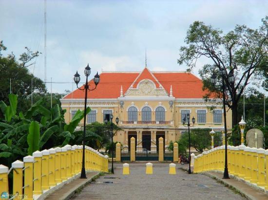 Governor hall Siem Reap