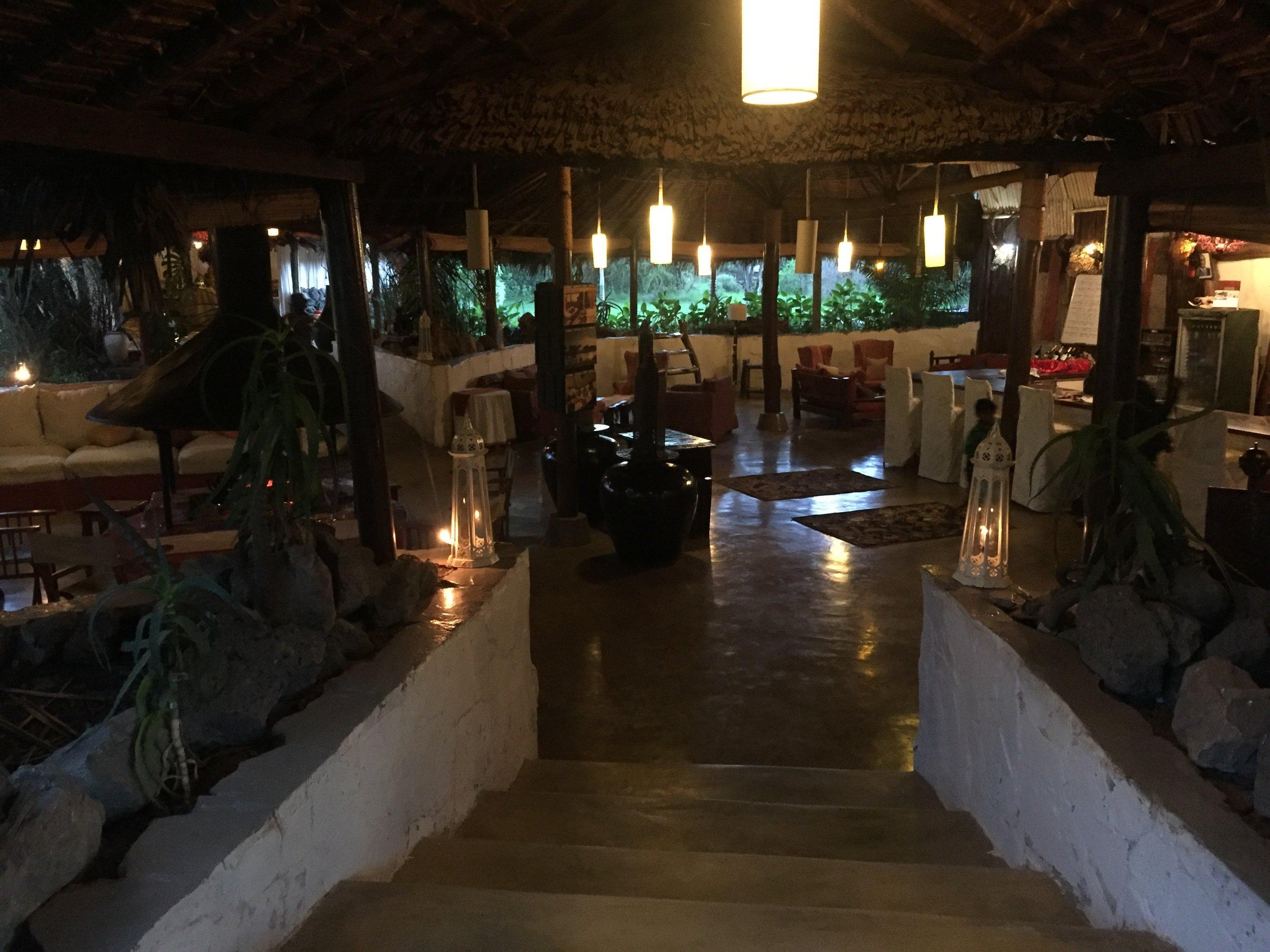 Mbweha resort Bar