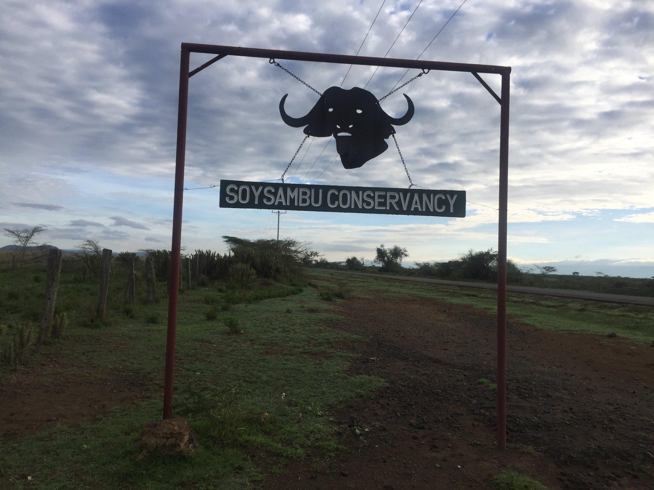 Soya Sambu Conservancy