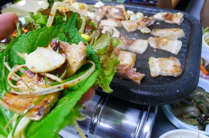 Seoul Korea Street food