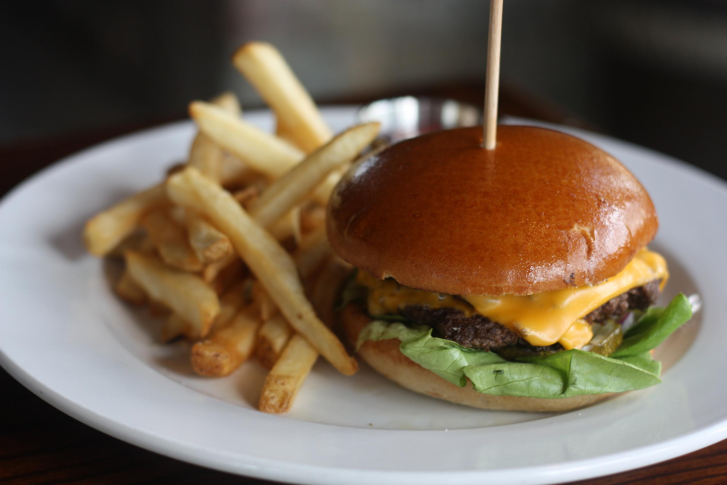 """""""Track-Stack"""" Burger"""