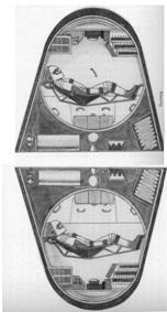Martin Co. concept, 1958 (ref. 9)