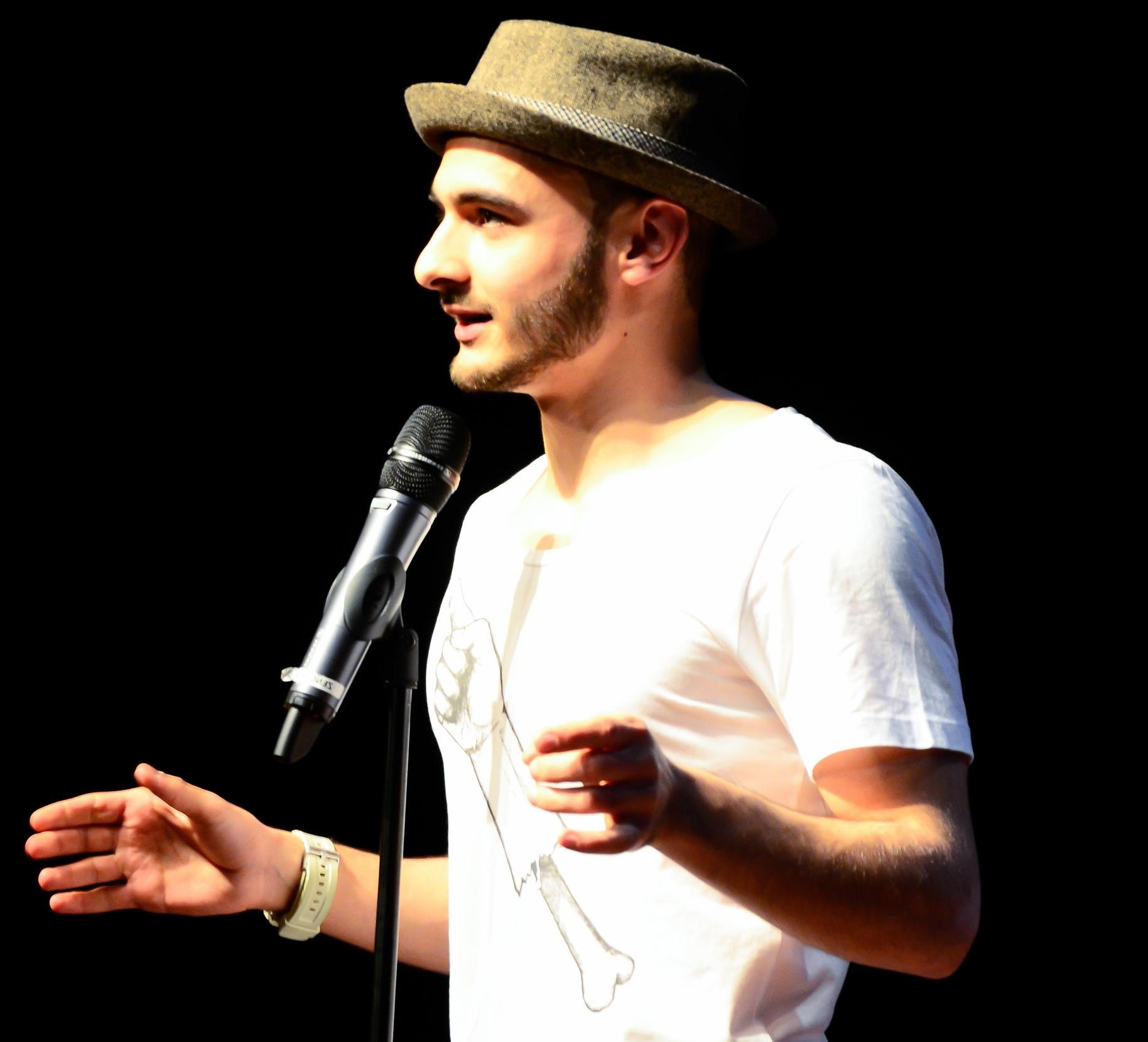Farbod Moghaddam standup comedy