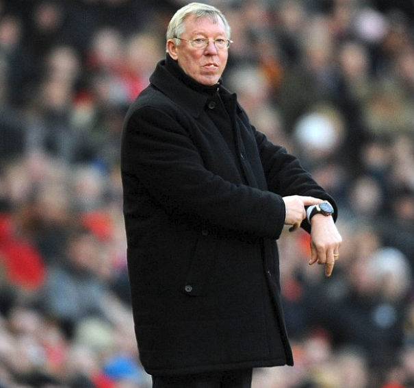 We all can't be Fergie -