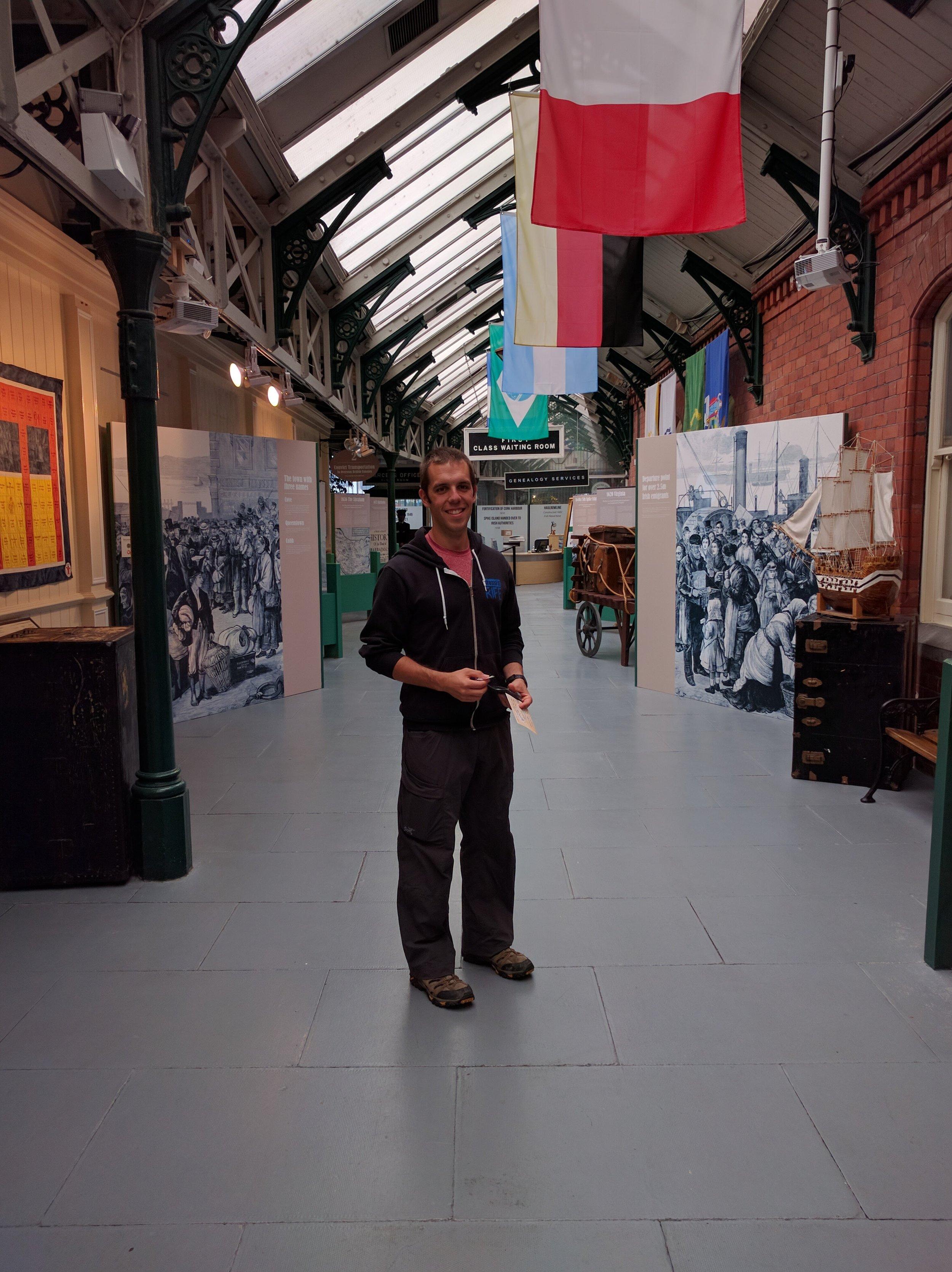 Queenstown Heritage Center- well worth a visit!