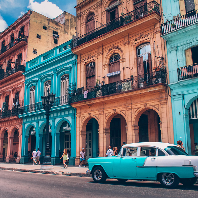CUBA YOGA RETREAT   November 10-16, 2019
