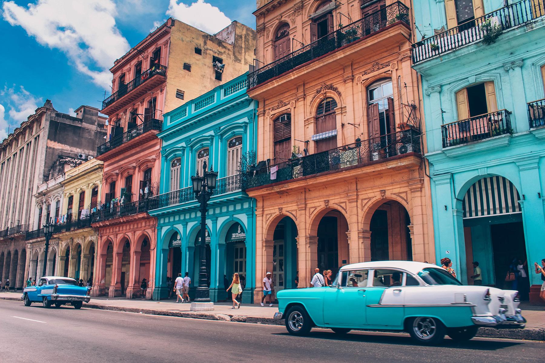 CUBA YOGA RETREAT   November 10-16, 2019   Learn More