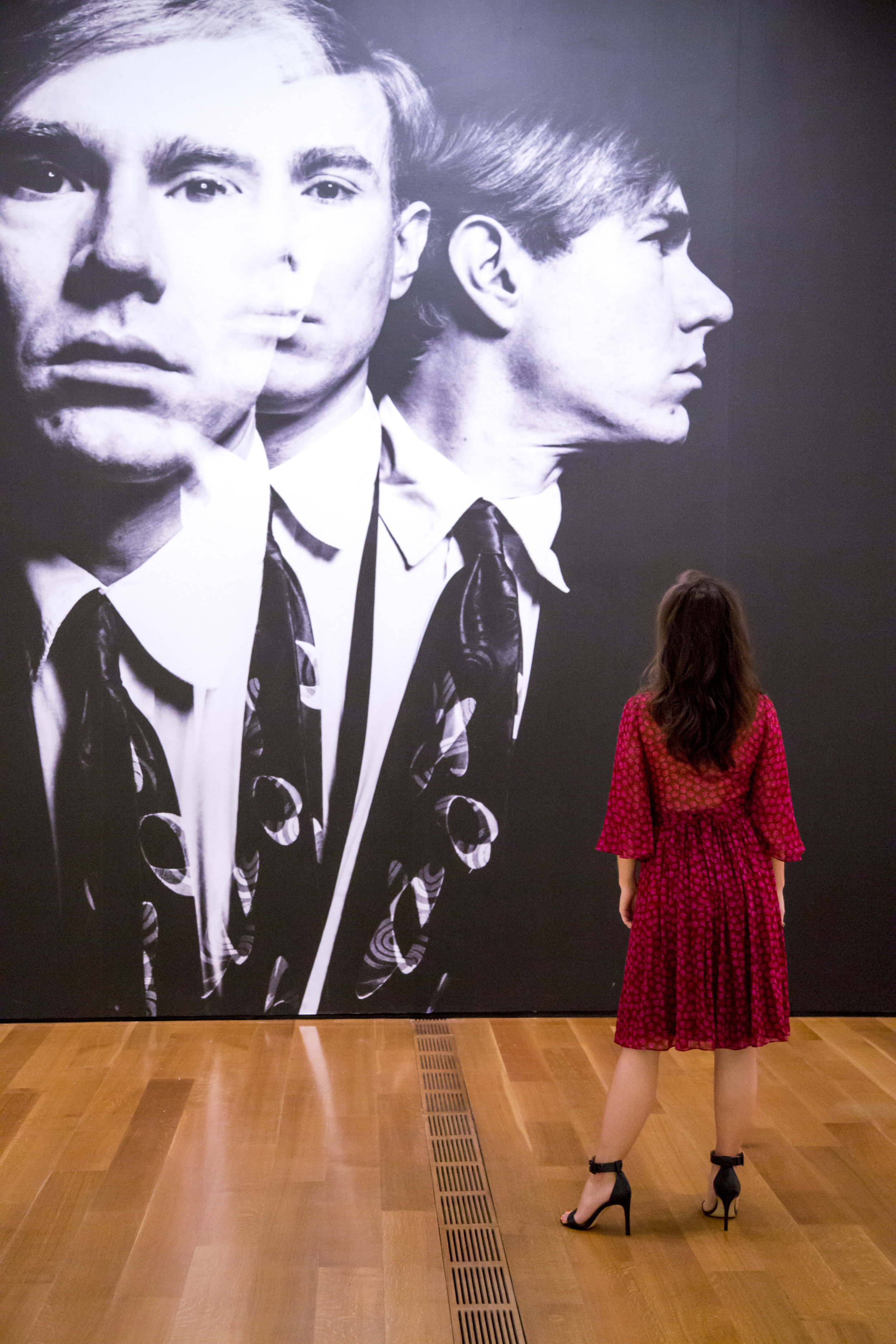 All photos for this post were taken at the High Museum of Art in Atlanta, GA during the  Andy Warhol: Prints  exhibition (on view through September 3!)