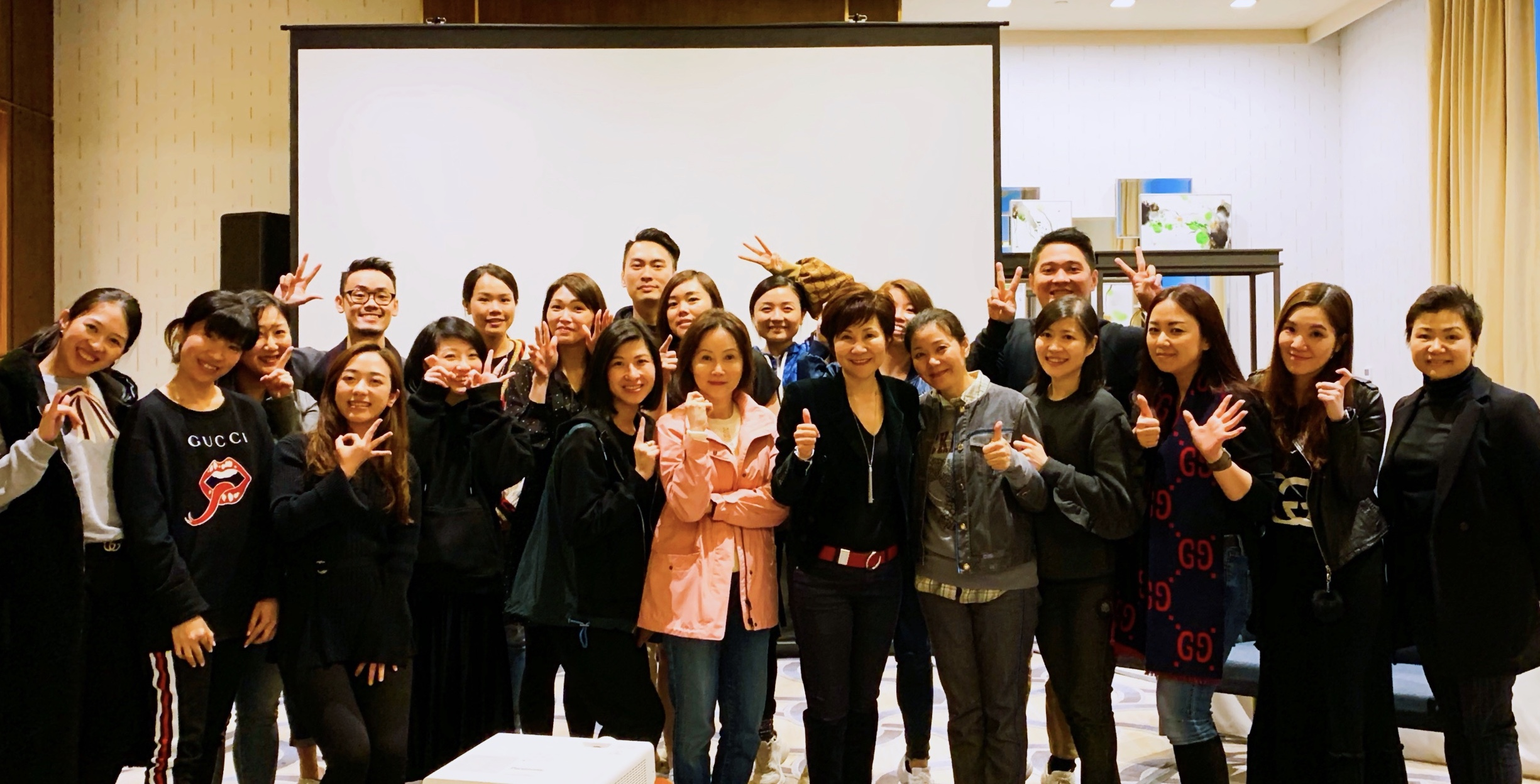 Gucci Group (Hong Kong) Limited   Peak Performance Booster Program via Enneagram, 2019)