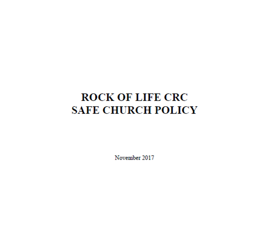 Click Here to read full policy