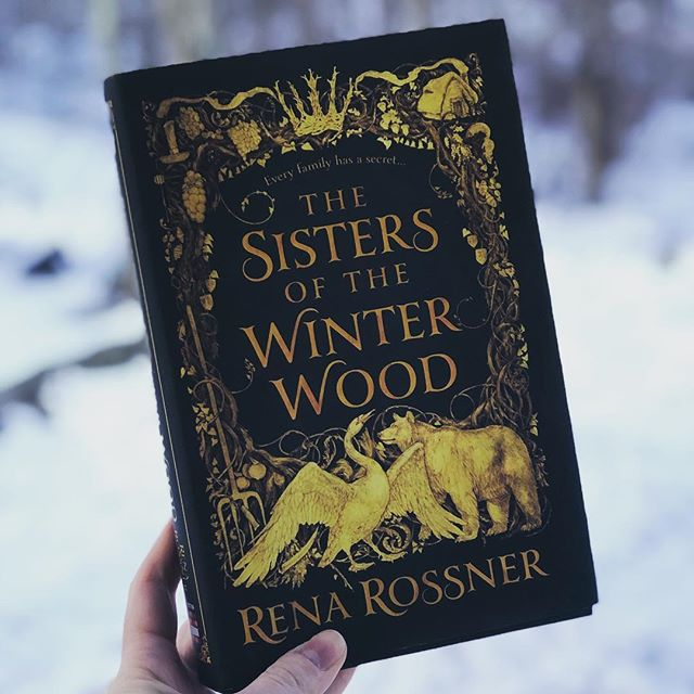 Who doesn't love a good winter fairy tale? #winterreads