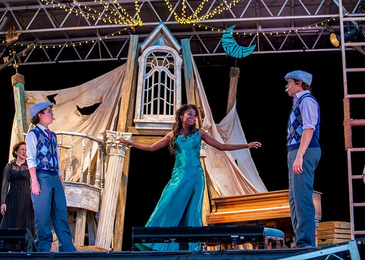Shakespeare in the Parks Twelfth Night