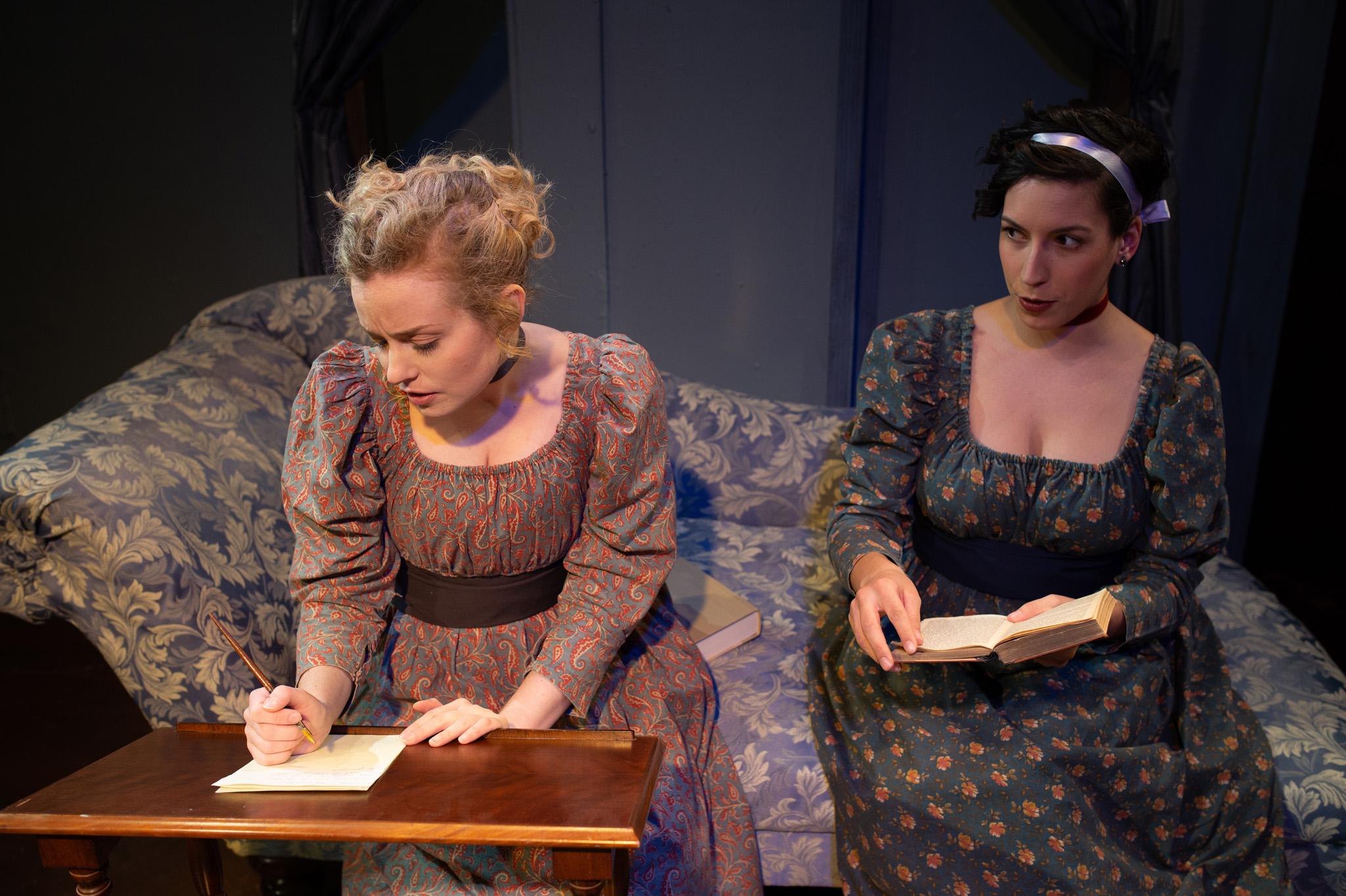 Marianne Lawton (Lauren Grace Thompson), Nancy Brown (Jessie Ellingsen)