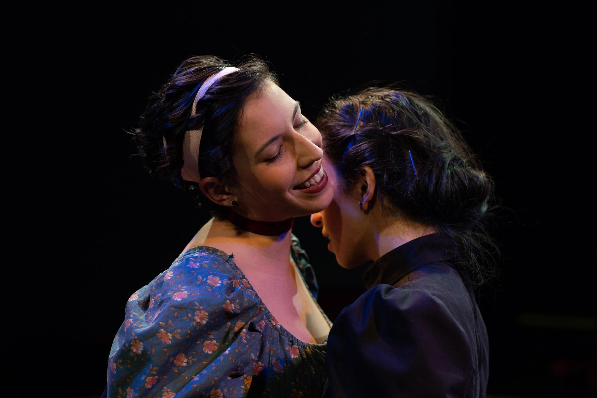 Nancy Brown (Jessie Ellingsen), Anne Lister (Vahishta Vafadari)