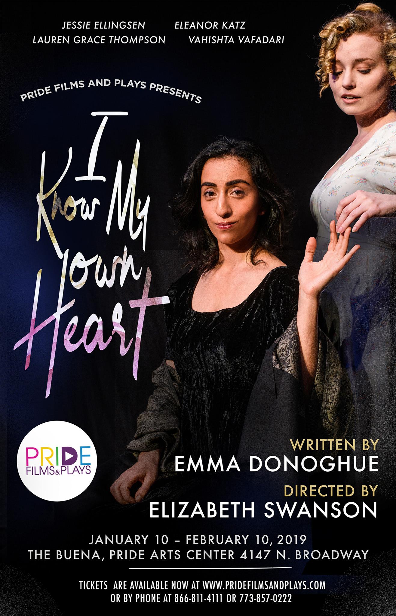 Featuring Vahishta Vafadari & Lauren Grace Thompson