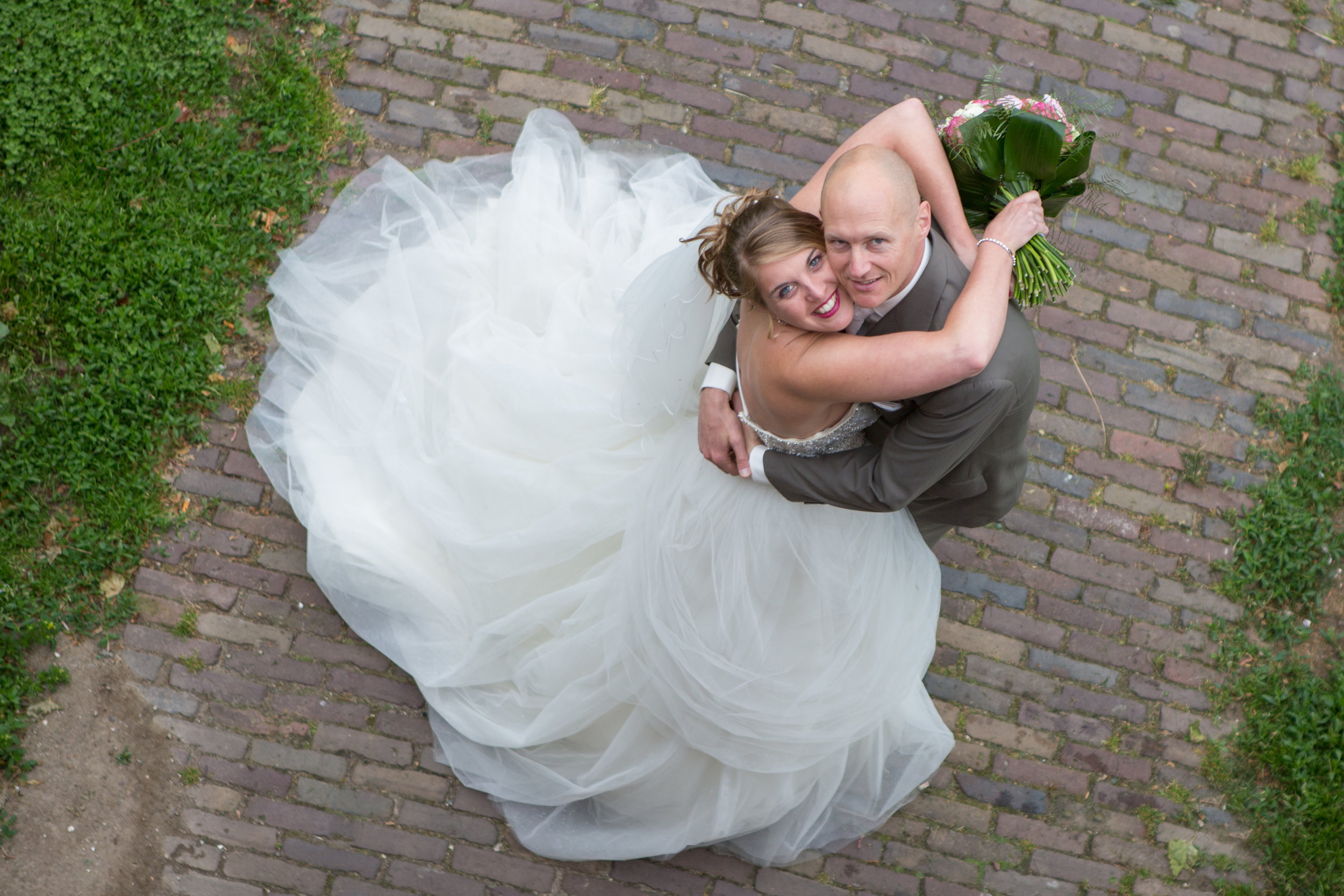 trouwreportage brielle