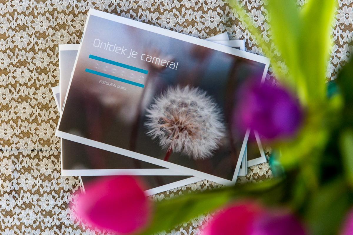 werkboek basiscursus fotografie