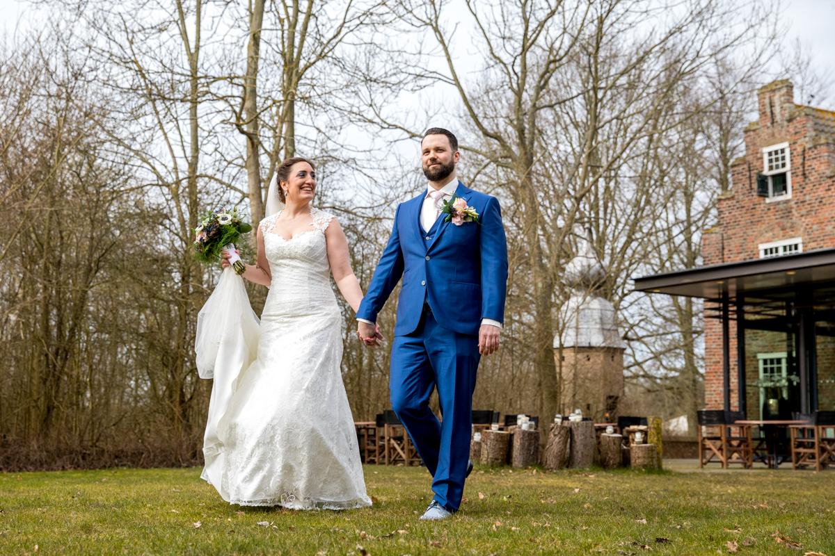 bruiloft slot moermond