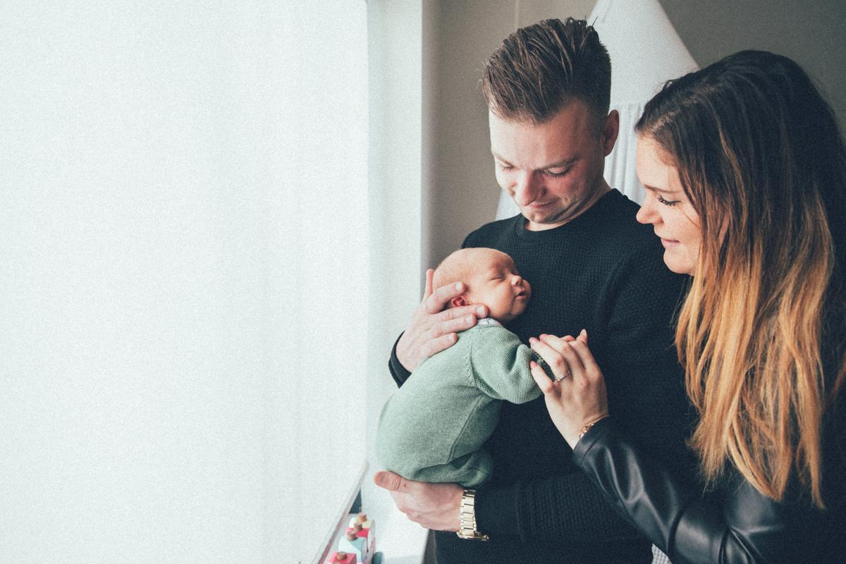 newborn fotoreportage