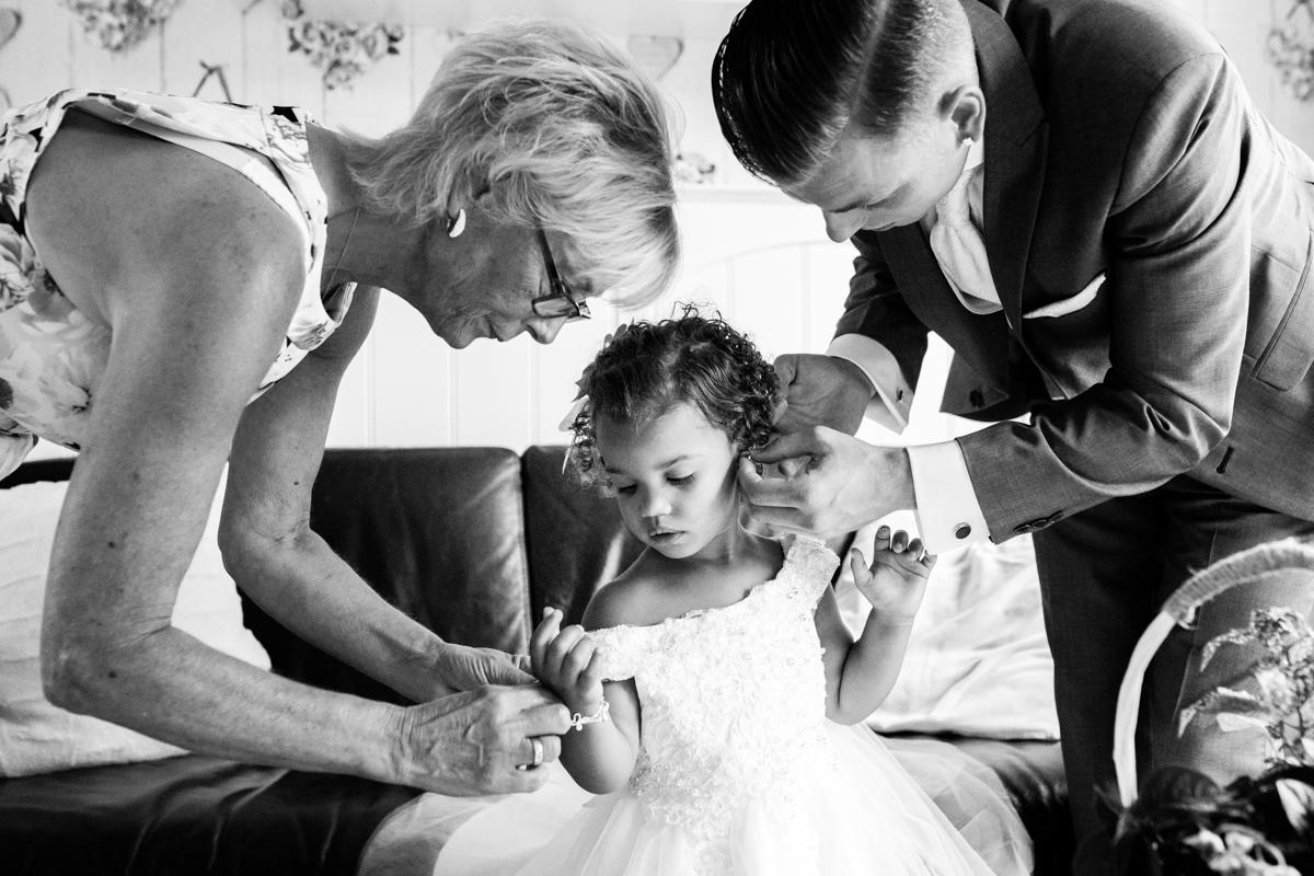 moeder van de bruidegom
