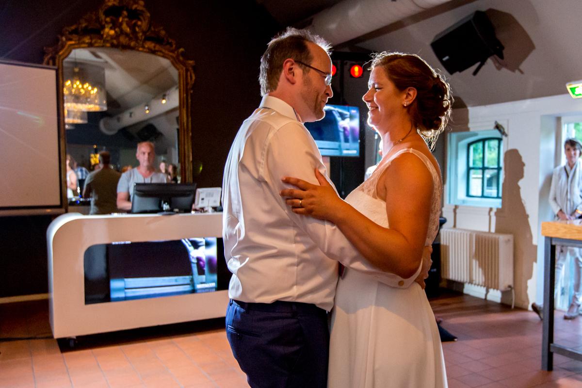 openingsdans trouwen brasserie park