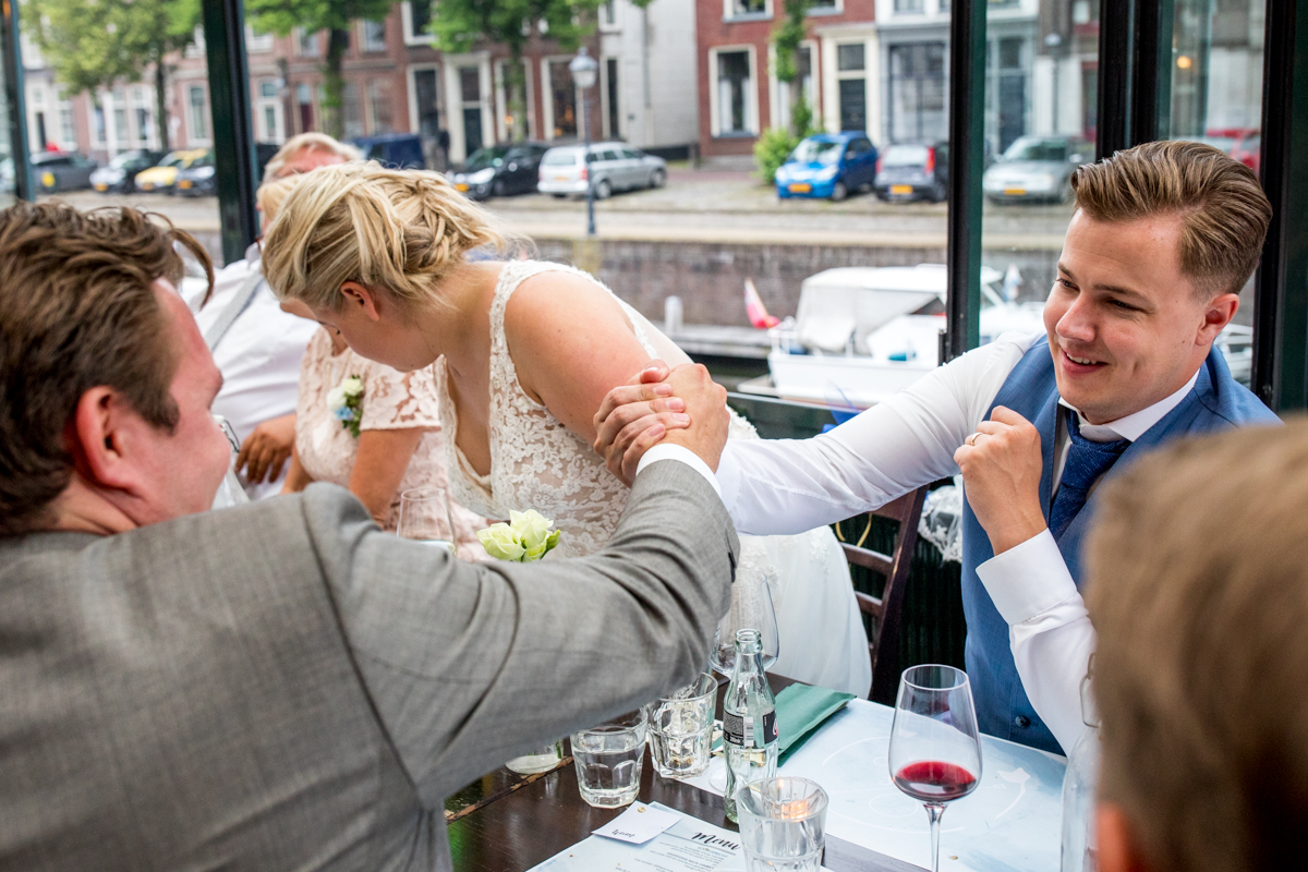 trouwen speech familie fotograaf