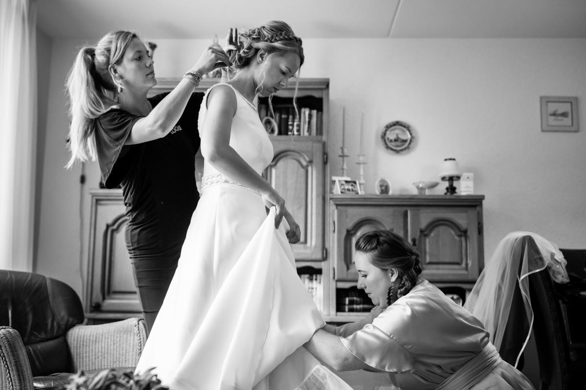 trouwjurk bruid