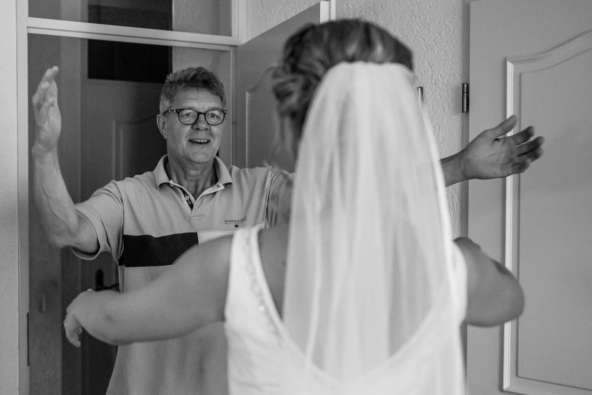 vader van de bruid