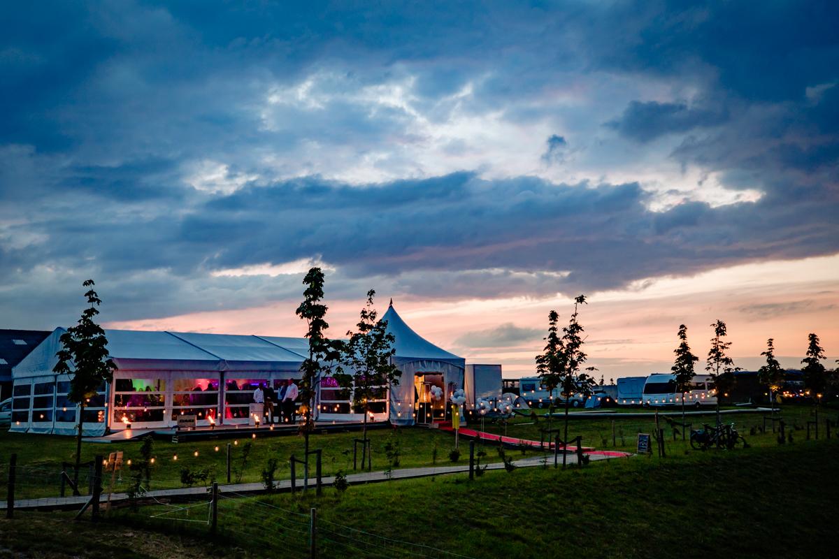trouwfeest tent festival