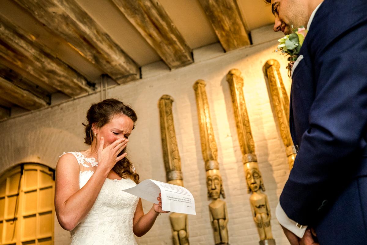 trouwceremonie geloften