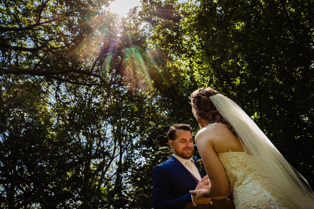 geloften bruidspaar