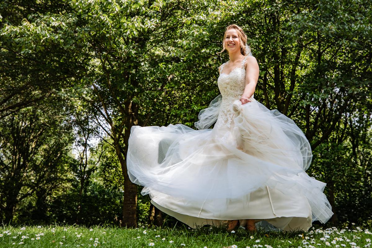 bruid foto trouwfotograaf