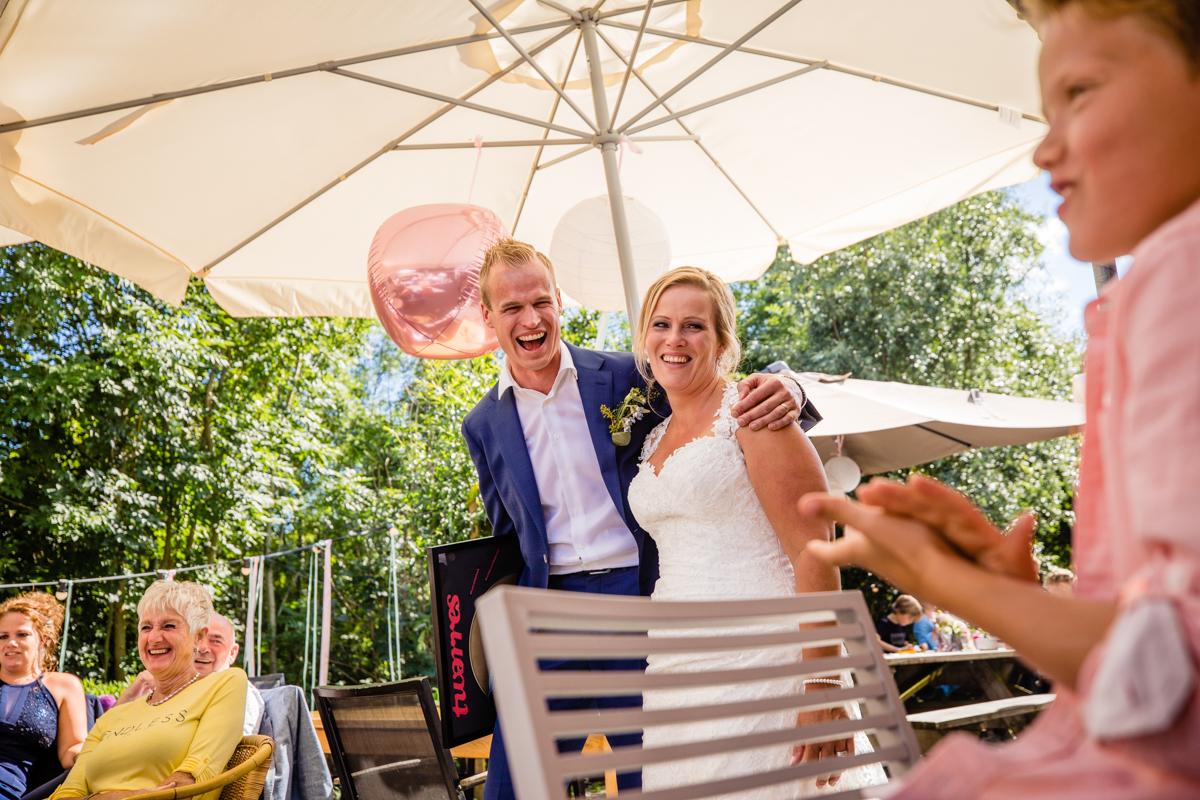 speech getuigen bruidspaar