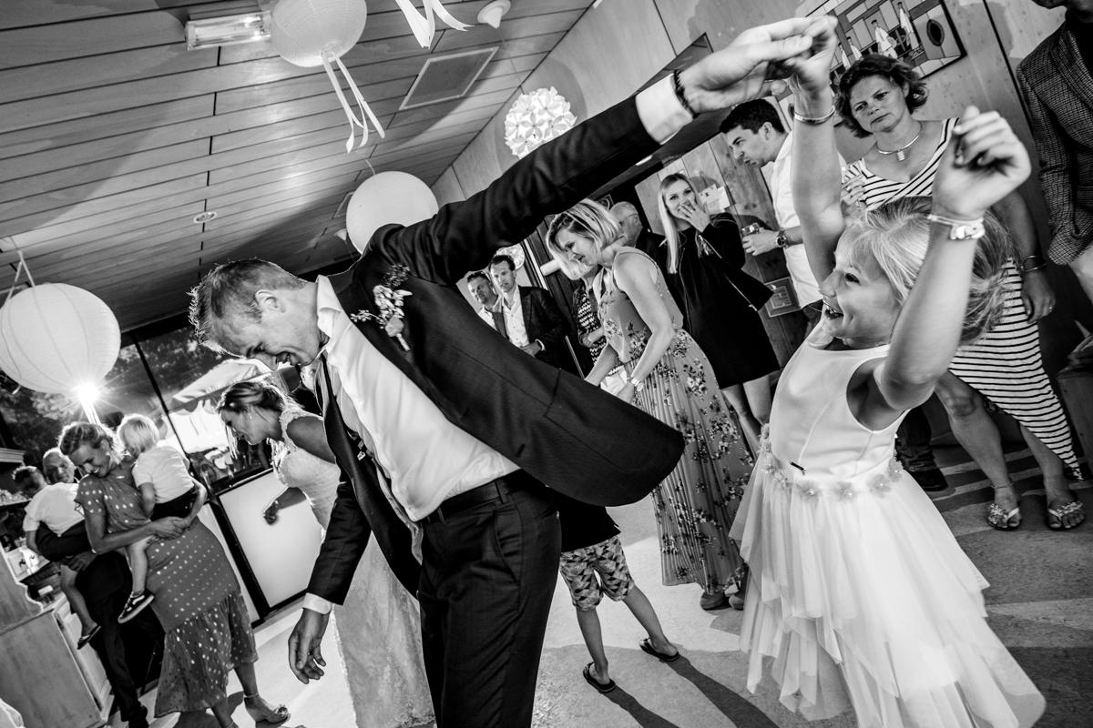 trouwfeest bruiloft trouwfotograaf