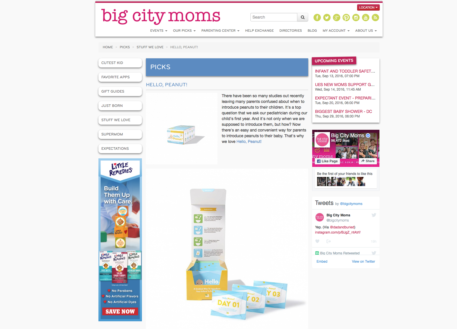 BIG CITY MOMS