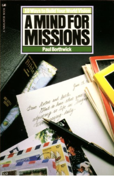A Mind for Missions // Paul Borthwick
