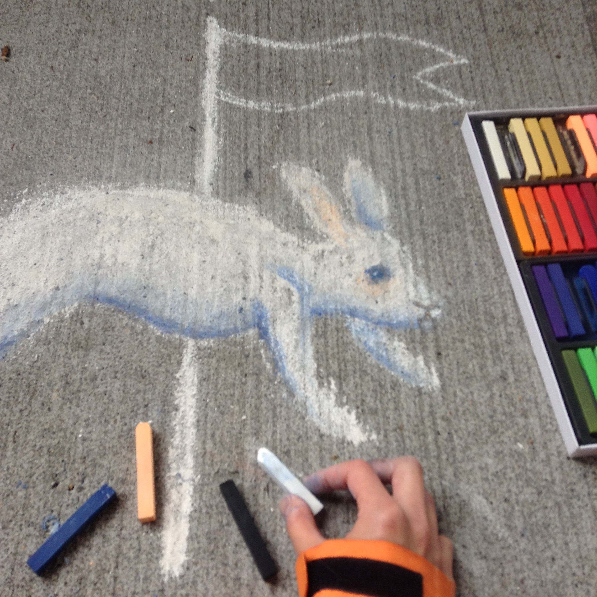 Chalk art story hunt event is going to be fabulous this June 17th.  Sign up for the event to get updates at this link !
