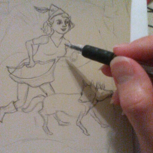 1-WIP-Linda Magical Creature Drawing.jpg
