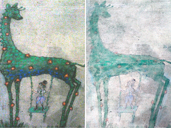 Giraffe Topiary Chalk Drawing-Before-After.jpg