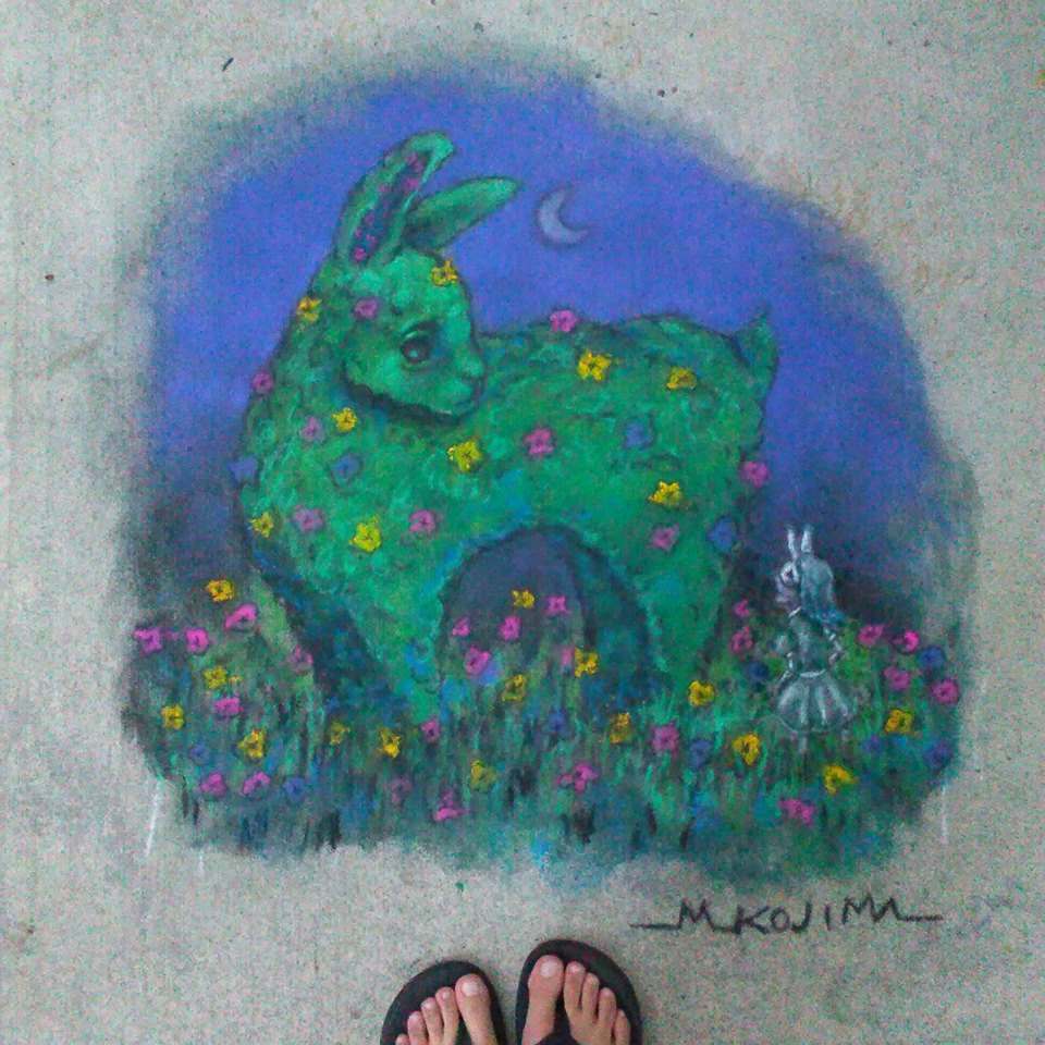 Bunny Entrance Chalk Drawing.jpg