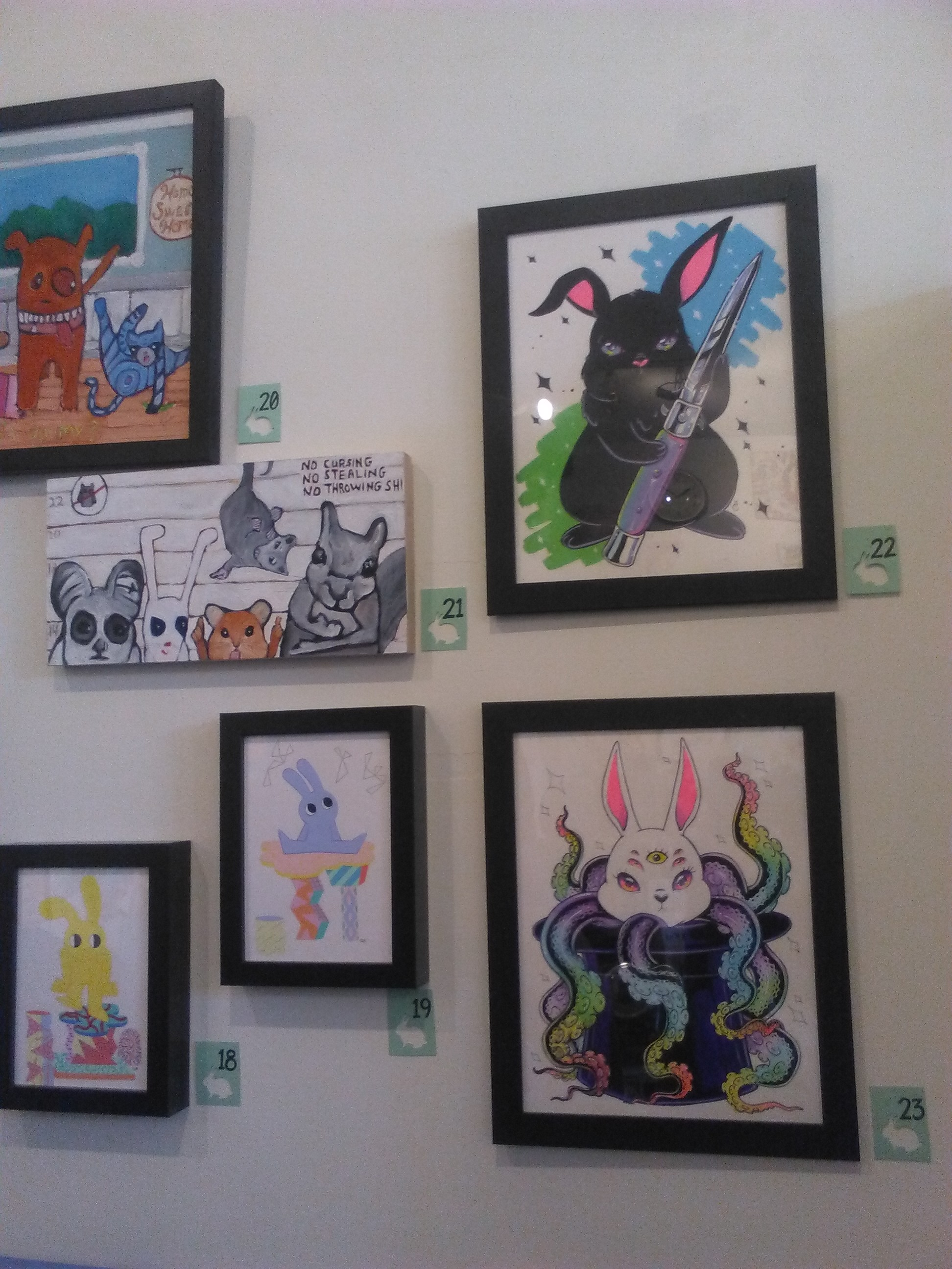 Funny Bunny Art at Candy Babel.jpg