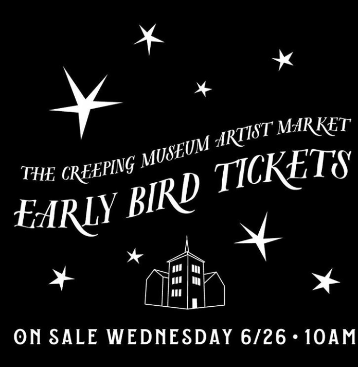 The Creeping Museum Early Bird Tickets.png