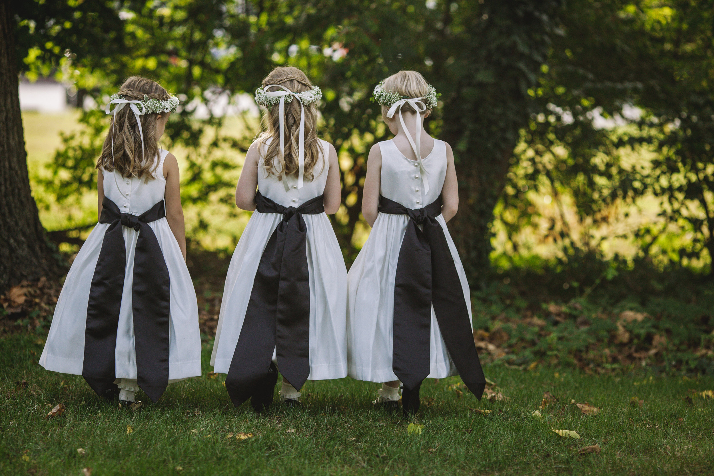 Fall Wedding at Rock Creek Mansion
