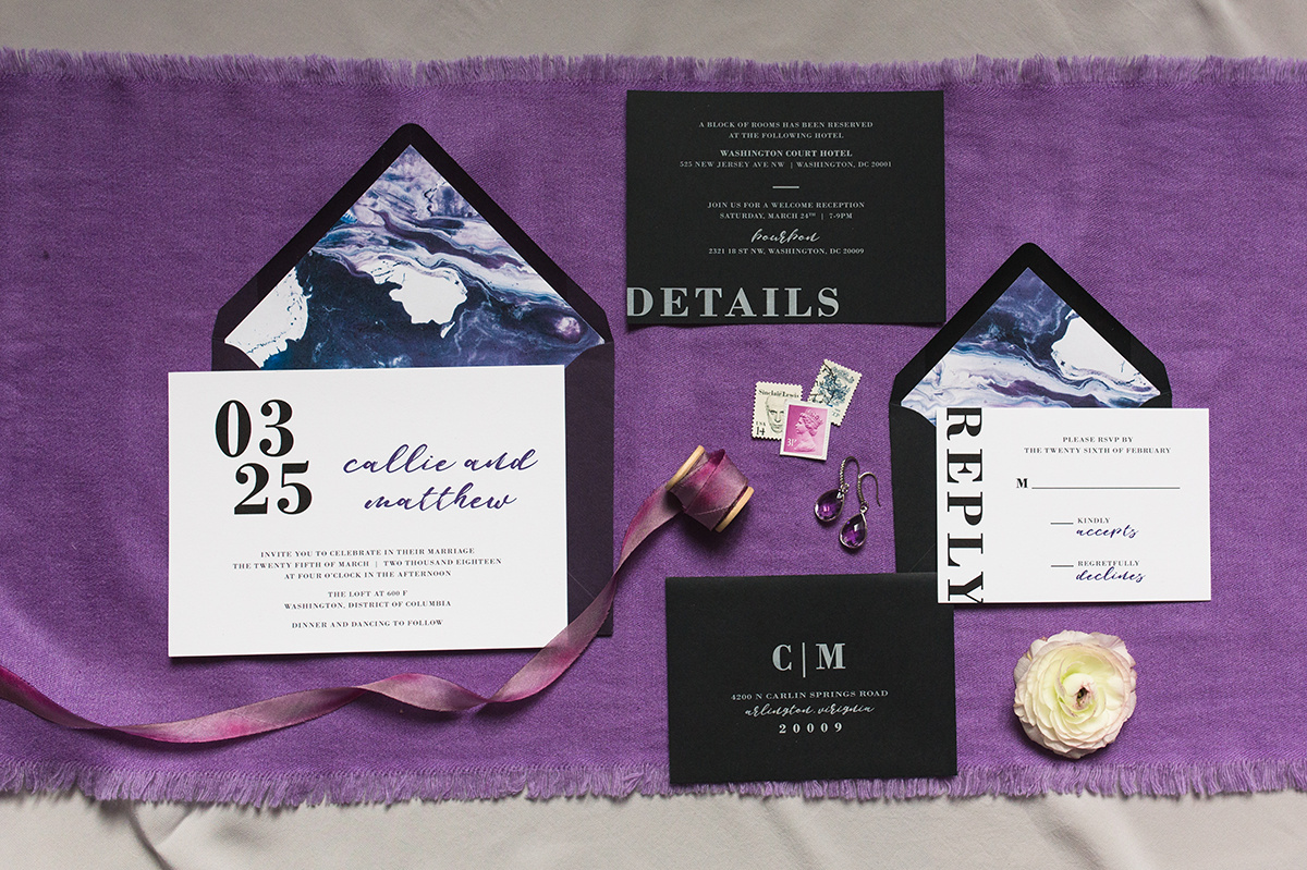 Ultraviolet Wedding Ideas DC Event Planner A Griffin Events 5.jpg