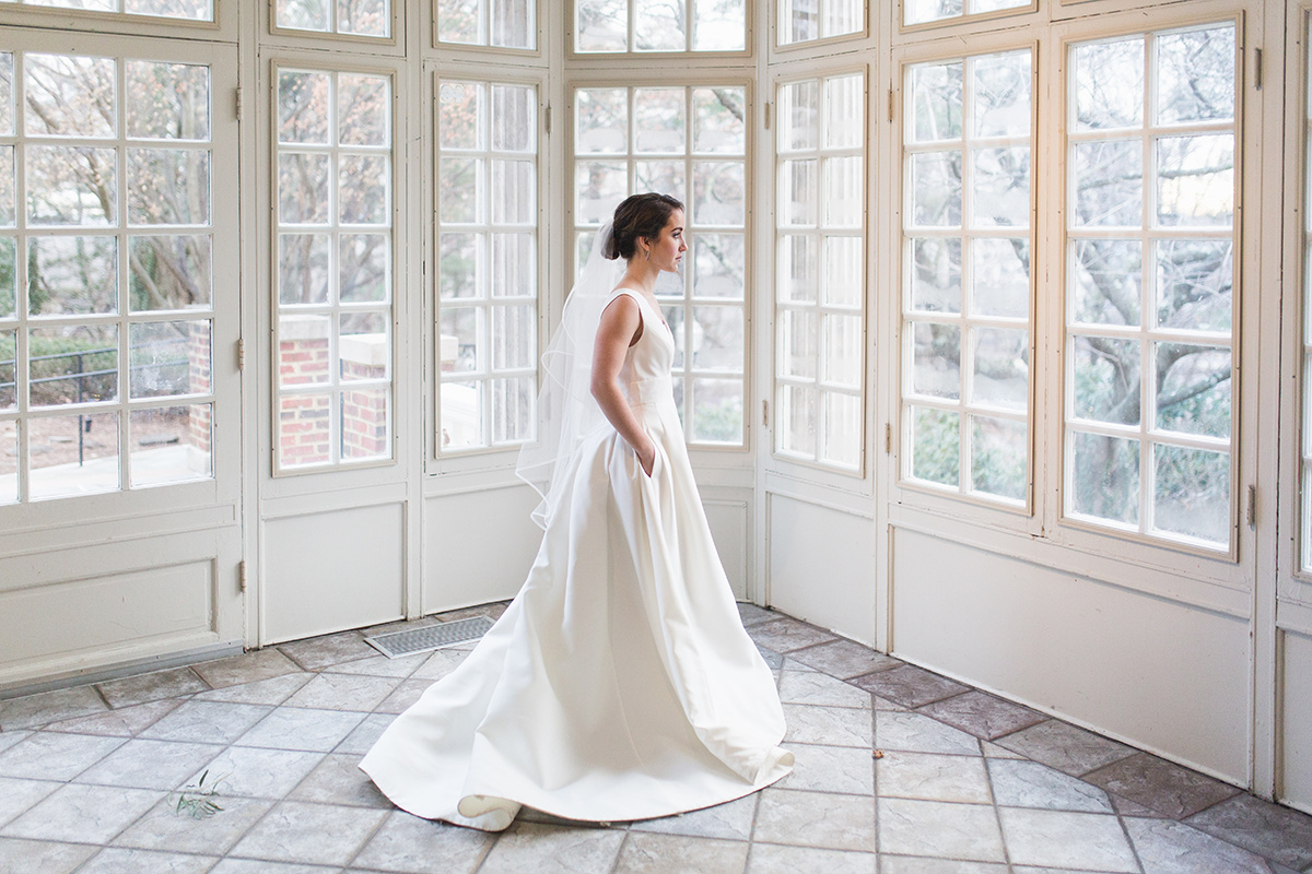 Ultraviolet Modern Wedding Dress Pockets Ideas DC Event Planner A Griffin Events 59.jpg