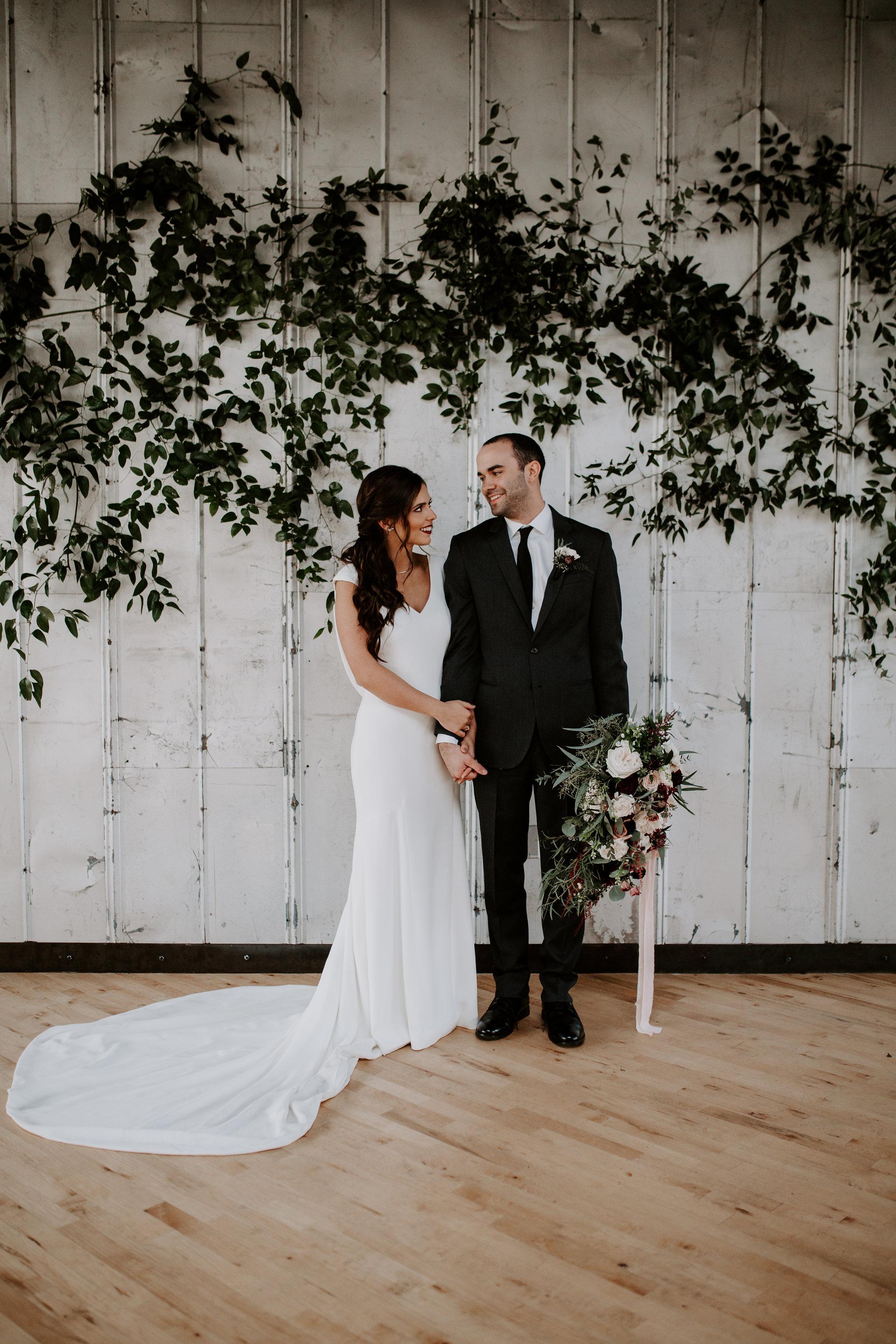 Minimalist Industrial Wedding A Griffin Events Mikayla Herrick DC545.jpg