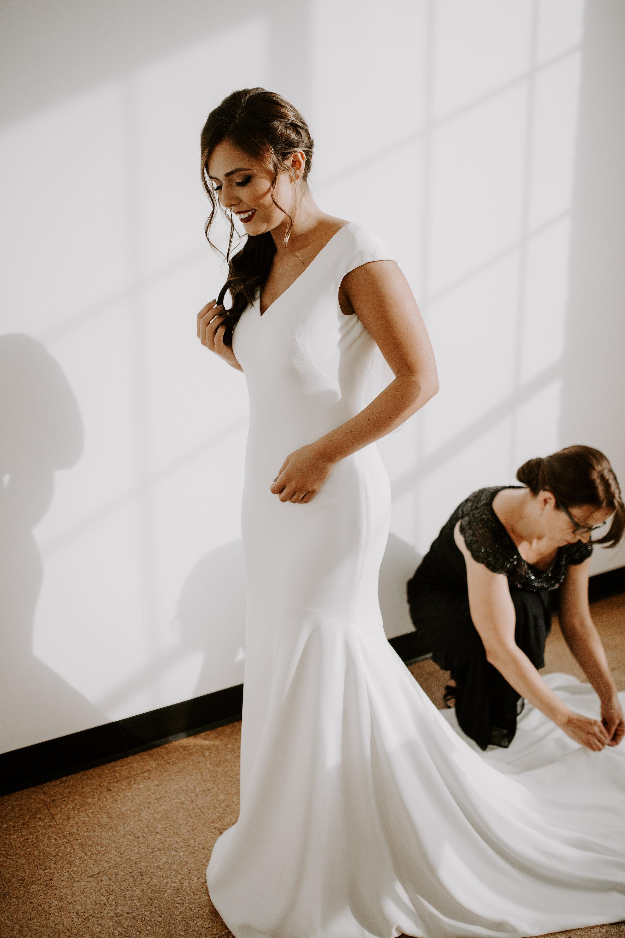 Minimalist Industrial Wedding A Griffin Events Mikayla Herrick DC521.jpg