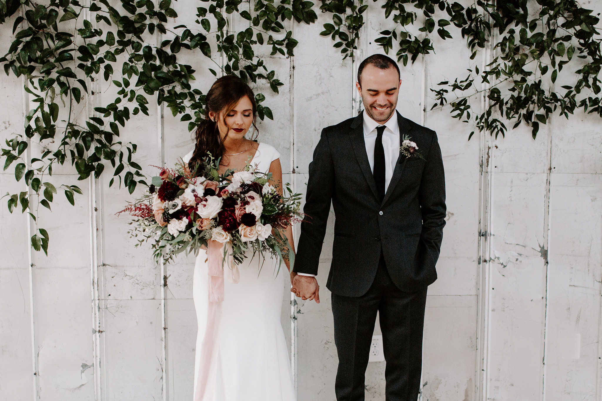 Minimalist Industrial Wedding A Griffin Events Mikayla Herrick DC532.jpg